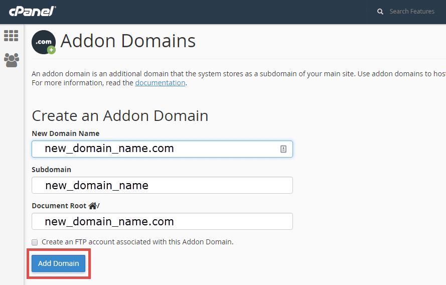 Unlimited Add on Domain Apa Kekurangannya ?